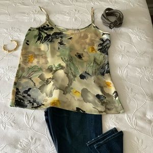 NWOT Banana Republic Heritage Collection camisole.